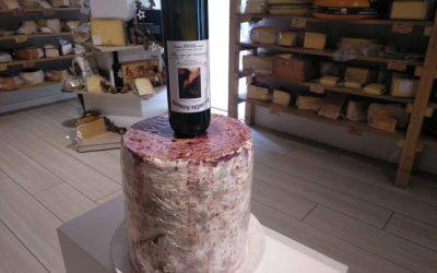 Receta navideña: Stilton al vino Recóndita Armonía