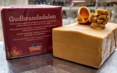 ¡Bienvenido, queso Brunost!